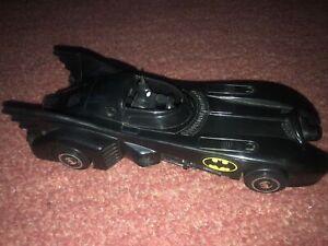 DC BATMAN TURBINE BATMOBILE CAR TOYBIZ 1989 ACTION FIGURE TOY VINTAGE BAT MOBILE