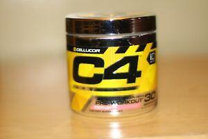 C4 Original 30 Servings Cellucor Pre Workout Powder Cherry Limeade EXP 12/22