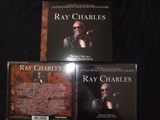 COFFRET 2 CD RAY CHARLES / DEJAVU RETRO / GOLD COLLECTION /