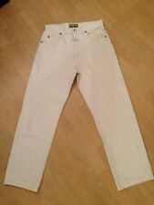 MARITHE ET FRANCOIS GIRBAUD jean homme taille 42 blanc
