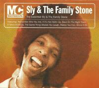 SLY AND THE FAMILY STONE - THE ESSENTIAL 2005 UK CD IN SLIPCASE