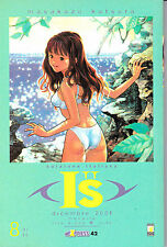 """I""""S di Masakazu Katsura n°  8 - Ed. Star Comics - SCONTO 15%"""
