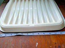 VTG Tupperware Bacon Microwave Cooker Rack Tray 1785-1