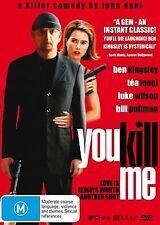 You Kill Me (DVD, 2008) Region 4 (VG Condition)
