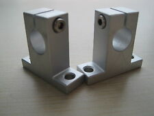 2 Pcs 35 mm SK35 Router Shalft Support Bearing XYZ CNC SK Series