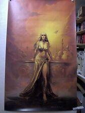 The Art of Ken Kelly Print # 36: Nina (USA)