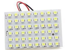1X White 48SMD 3528 LED Light Panel BA9S T10 Festoon Car Interior Dome Lights PI