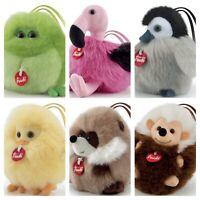 Trudi Charm Penguin Frog Racoon Flamingo Hedgehog or Chick - You Choose