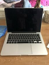 """Apple MacBook Pro with Retina display 13"""" Laptop - ME867B/A (March,2015, Silver)"""