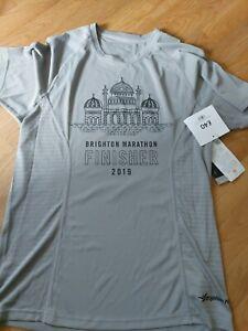 Brighton Marathon Finisher 2019 T Shirt Size L