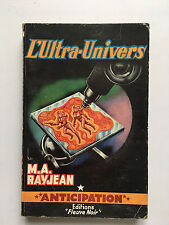 FLEUVE NOIR ANTICIPATION N°161 : L'ULTRA UNIVERS  .... M.A.RAYJEAN ...EO