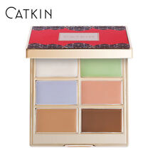 CATKIN 6 colors Skin tone Shading Bronzers & Highlighters shadow Stereo makeup