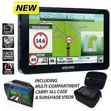 New Snooper S8110 Truckmate PRO EU/UK Bundle GPS Sat Nav Truck HGV European Maps