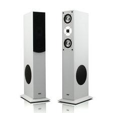 1 Paar mohr SL15 Standlautsprecher Standboxen Lautsprecher 2.0-System Neu weiss