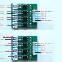 4-Channel Optocoupler Isolation Stable H/L Level Converter Module + Indicator
