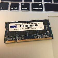 OWC Memory DDR PC2700 333MHz 1GB RAM