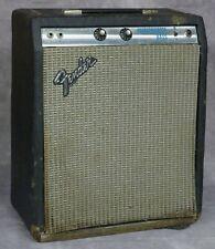 VTG 1971 USA FENDER MUSICMASTER BASS GUITAR TUBE COMBO AMPLIFIER AMP