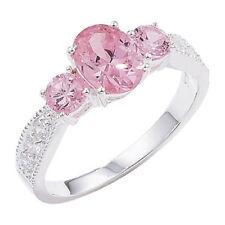 Bisutería de color principal rosa de piedra