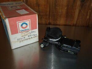 New NOS OEM GM Delco Windshield Wiper Motor 22038804 1983-1991 Chevy GMC Truck