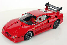 LookSmart Ferrari 288 GTO Evoluzione Black Wheels with Showcase 1/18
