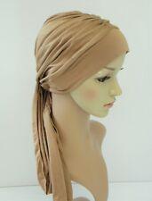 Women head wear, head scarf, full turban snood, tichel, hair wrap, head snood
