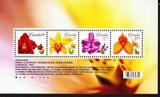 Canada MNH 2007 souvenir sheet sc# 2243 Flower Definitives