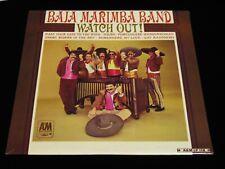 Baja Marimba Band-Watch Out!-ORIGINAL 1966 US A&M MONO LP-SEALED!