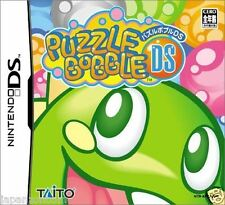 Used DS Puzzle Bobble DS Taito NINTENDO JAPANESE IMPORT