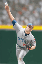 MCFARLANE - MLB SERIES 7 – MARK PRIOR - CHICAGO CUBS – 6 INCH ACTION FIGURE !