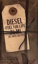Diesel Fuel For Life Pour Homme Edt Eau De Toilette 1x 30ml