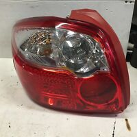 Genuine Toyota Corolla Taillight Hatch Rear Tail Light Left ZRE152R 2009 to 2012