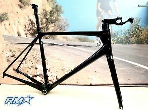 Giant TCR SL Frameset Large Black