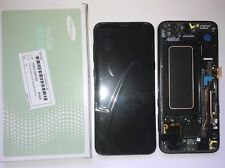 pantalla LCD Toque + Frame ORIGINAL SAMSUNG Galaxy S8+ PLUS G955F NEGRO SM-G955F