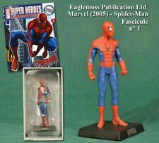Figurines de héros de BD Eaglemoss spider-man