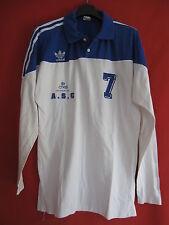 Maillot Volley Ball ASC Vintage CNES Espace Shirt manche longue 100 % coton - 6