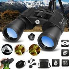 20x50 HD Fernglas Tag & Nachtsicht Feldstecher Jagdfernglas Binocular Ferngläser
