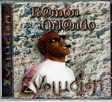 Ramon Orlando Evolucion   BRAND  NEW SEALED  CD