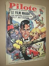 'PILOTE'. 1965. FRENCH COMIC. ASTERIX. SCARCE ILLUSTRATED COMIC.