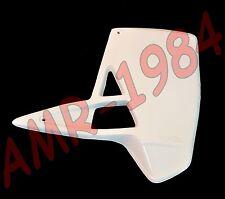 CONVOGLIATORE RADIATORE DESTRO APRILIA ETX 125 1986 VERNICIATO BIANCO  AP8130407