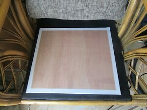"""4 x Armchair/Chair Approx 24"""" x 24""""  Sagging Saver Boards Support 9mm Plywood"""