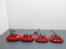 2008 07 08 Porsche 911 997 Carrera S Red Brembo Brake Caliper Set #7243