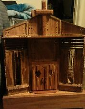 Handmade wooden Church