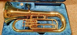 Yamaha Euphonium, S/N 136319 YEP201