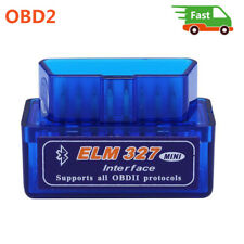 ELM327 Obd2 V2.1 Bluetooth Car Diagnostic Scanner Android Torque Auto Scan Tools