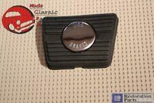 Chevy Disc Brake Pedal Pad For Manual Trans 4 Speed Camaro Nova Firebird Truck