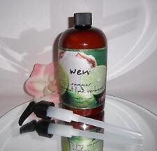 Wen Cleansing Conditioner Shampoo 16oz SUMMER COCONUT LIME VERBENA Seasonal