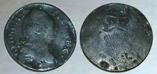 ☆ EXCITING !! ☆ King George III Revolutionary War Coin !! ☆ TOTALLY ORIGINAL !!