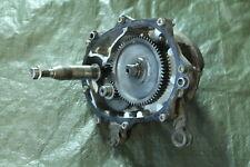 APRILIA MOJITO CUSTOM 50 zd4pk Original équipement + COUVERTURE D'engrenages
