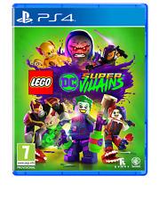 Lego DC Super Villains PS4 Game