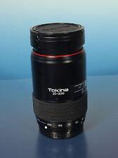 Tokina AF SD 35-200mm/4-5.6 Objektiv lens für Minolta AF/Sony - (91361)